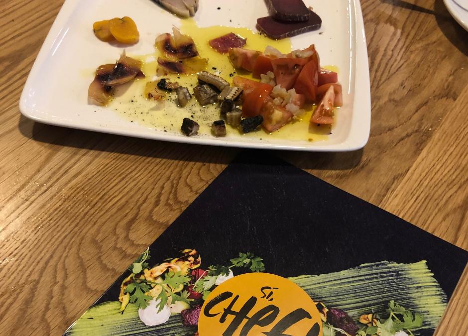 Experiencia gastronómica en Ton By Karabuena
