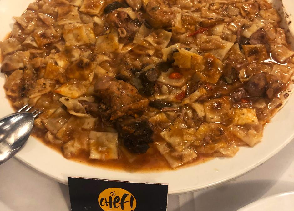 Experiencia gastronómica en el Restaurante El Callejón
