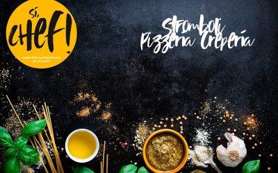Stromboli Pizzería Crepería