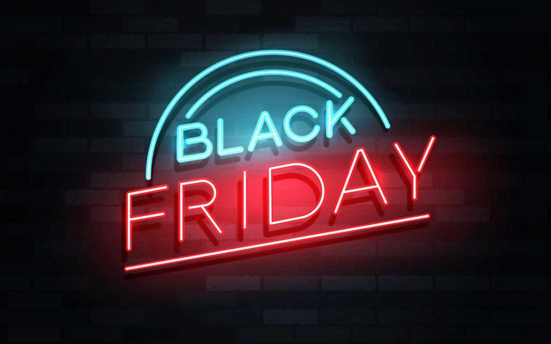 Black Friday: Cómo sacarle rendimiento en tu estrategia de comida para llevar